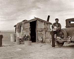 Dorothea Lange, dust bowl era | Great Depression | Pinterest