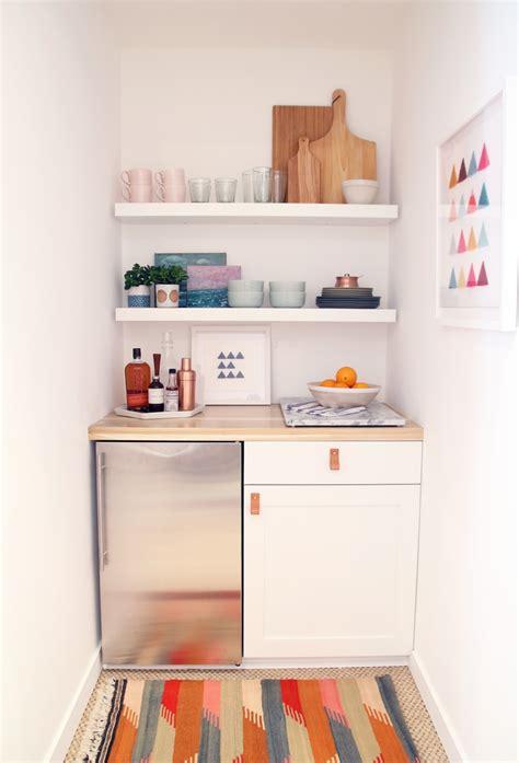 mini cuisine studio studio kitchenette interiors