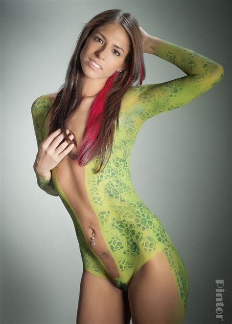 Best Images About Nude Girls Painted So They Dont Look