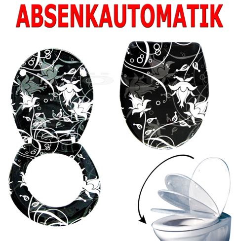 Klodeckel Selbst Designen by Absenkautomatik Klositz Wc Sitz Toilettendeckel Klobrille