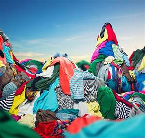 Sustainable, Fashion, And, Textile, Recycling