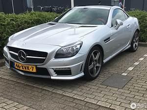 Mercedes 55 Amg : mercedes benz slk 55 amg r172 23 july 2016 autogespot ~ Medecine-chirurgie-esthetiques.com Avis de Voitures