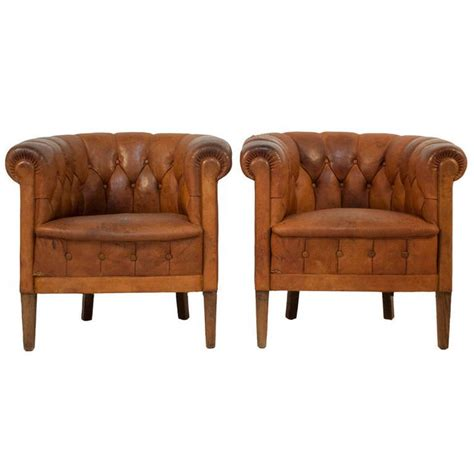 Leather Tufted Chair Toronto by 17 Best Ideas About Club Chairs On Leather