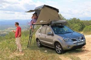 Tente De Toit Voiture : galerie photo tente la hussarde campez sur le toit de votre voiture ~ Medecine-chirurgie-esthetiques.com Avis de Voitures