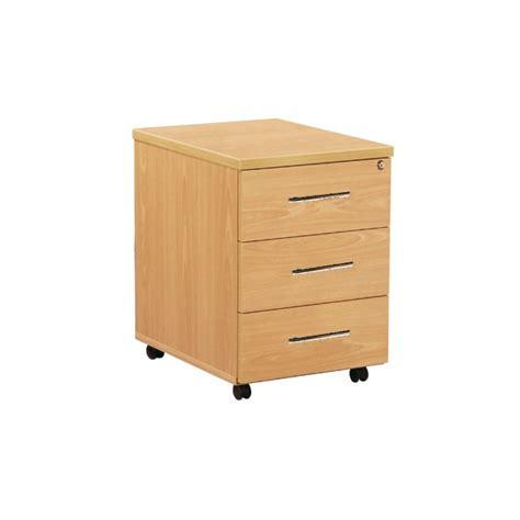 caisson de bureau mobile 3 tiroirs acc r16 lemondedubureau