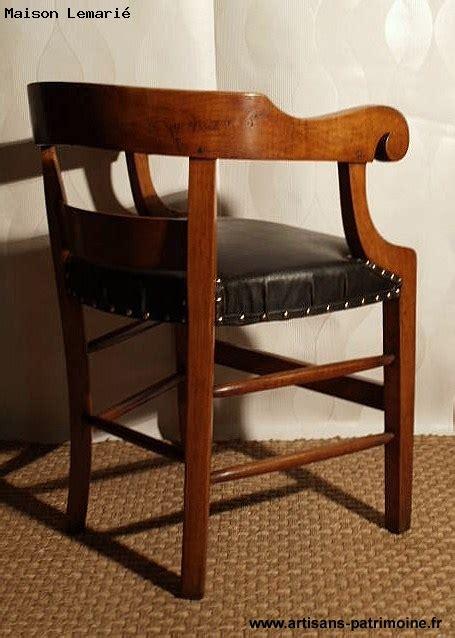 fauteuil bureau professionnel ancien fauteuil de bureau fin xixe siècle artisans du