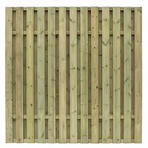 Lame Bois Autoclave : classic a vertical brise vue 177x177cm avec lames bois autoclave ~ Melissatoandfro.com Idées de Décoration
