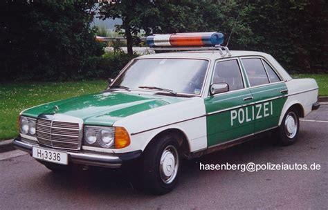 polizeiautosde mercedes benz   klasse