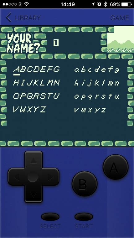 play gameboy on iphone play gameboy on your iphone without jailbreak