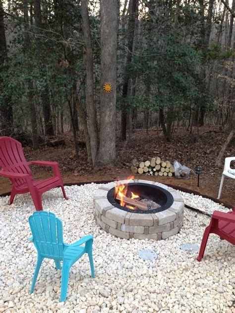 Backyard Pit Landscaping Ideas by 1000 Images About Backyard Ideas On