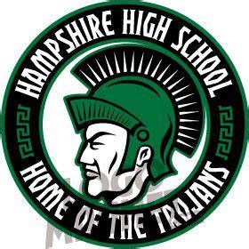 hampshire high schooljpg custom car magnet logo magnet