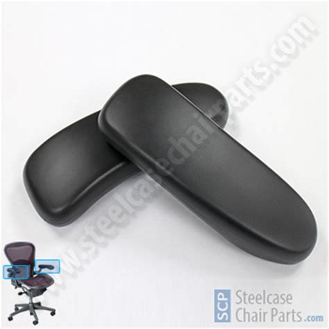 herman miller aeron chair replacement arm pads 49 99