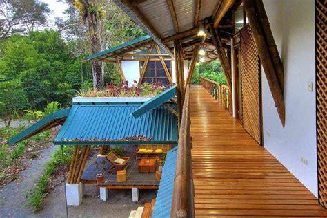 model rumah bambu desain rumah minimalis