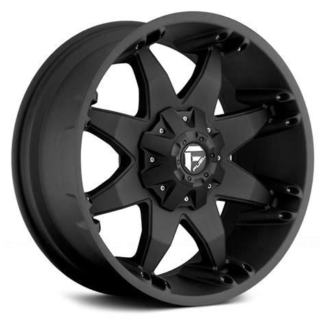black wheels fuel octane wheels matte black rims