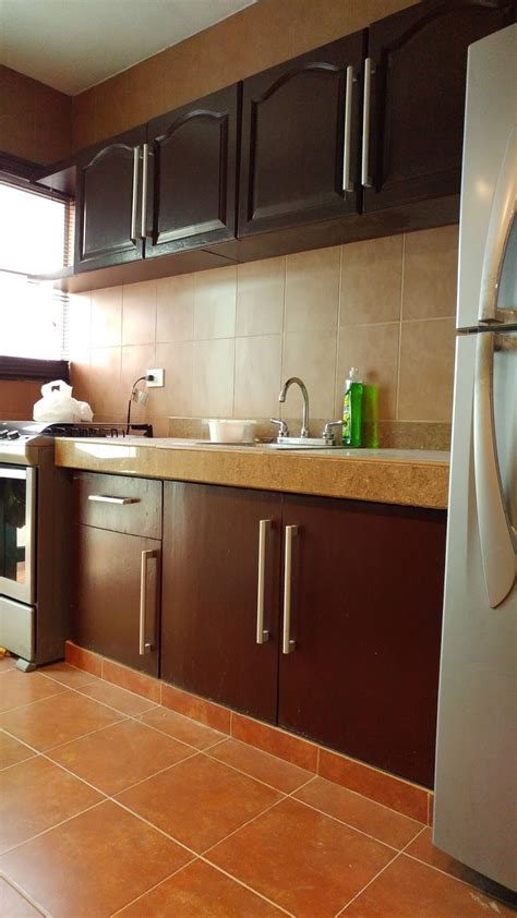 muebles cocinas  acabados pvc