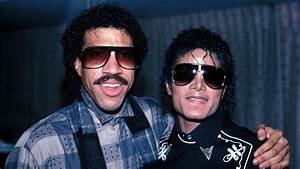 Lionel Richie On Writing 'We Are The World' | Michael ...