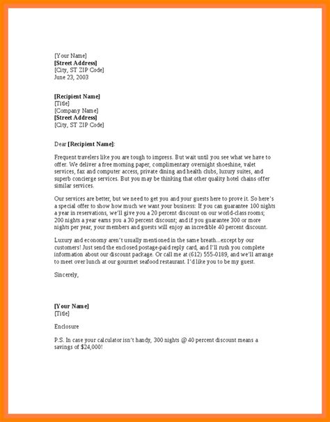 hotel introduction letter sample introduction letter