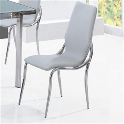 chaise cuisine grise chaise de cuisine grise