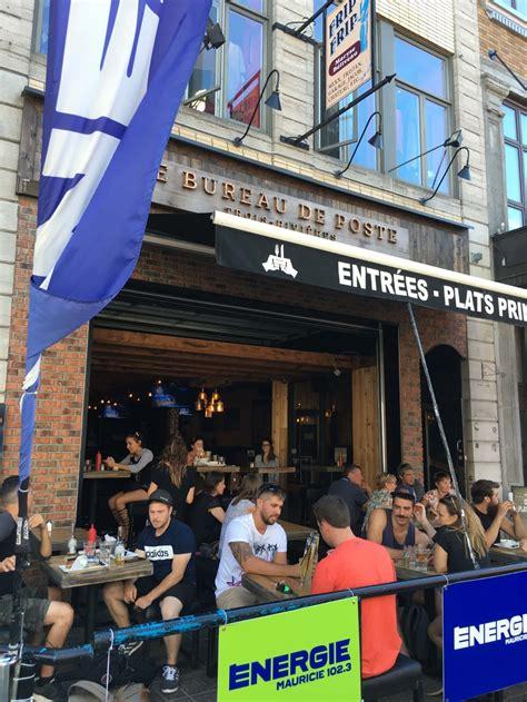 restaurant le bureau de poste menu horaire et prix 317 rue des forges trois rivi 232 res qc