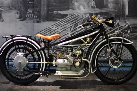 Bmw R32 Classic Motorcycle, One Of The Most Expensive