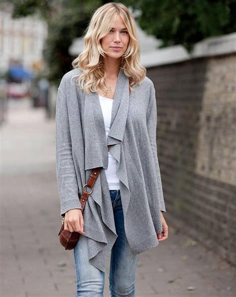 Draped Cardigans For - drape cardigan wardrobemag