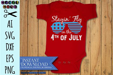 Png 300 ppi high quality. Stayin' Fly on the Fourth of July svg, 4th of July Cut ...