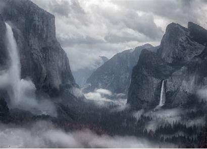 Forest Water Sheep Mountain Fog June Golem