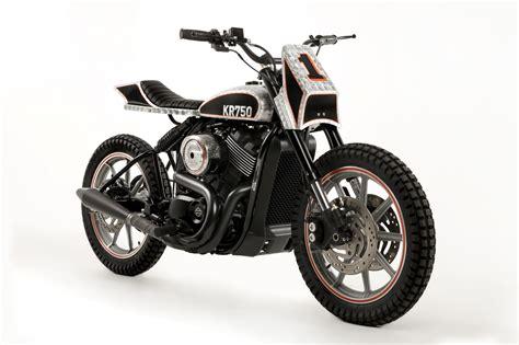 Harley-davidson Street 750 Tracker