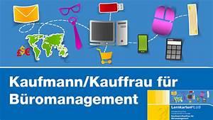 Kauffrau Im Büromanagement : kaufmann kauffrau f r b romanagement berufswissen plus pr fungsvorbereitung youtube ~ Orissabook.com Haus und Dekorationen