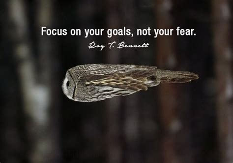 roy bennett motivational quote image focus   goals