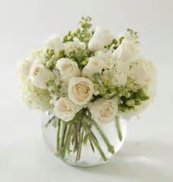 same day delivery flowers white roses white white flower arrangements