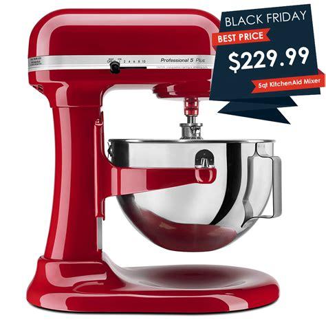 friday kitchenaid mixer cheapest deal quart