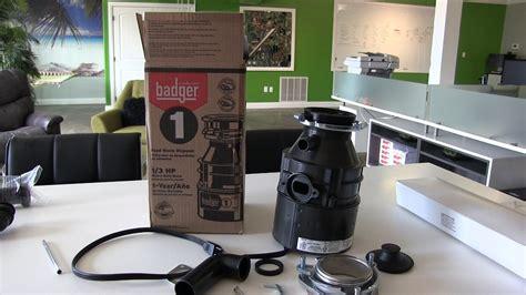 How Install Insinkerator Garbage Disposal