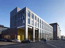 Manchester Metropolitan University Student Union earchitect