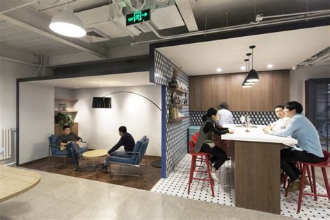 PAO designs flexible Beijing office for China?s rival to