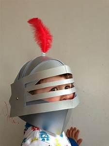 Hut Aus Papier : ritterhelm mit visier aus papier basteln ritter pinterest ritterhelm basteln basteln und ~ Watch28wear.com Haus und Dekorationen