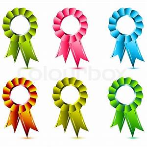 Award Ribbon Clipart Template - ClipartXtras