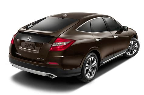 Honda Crosstour To Be Discontinued After 2015 Model Year