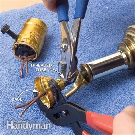 a guide on how to repair a l socket warisan lighting