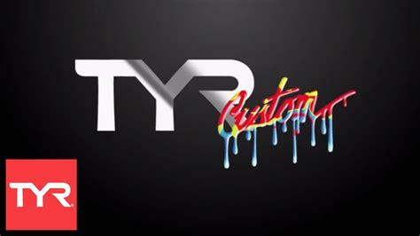 TYR Custom Goggle - YouTube