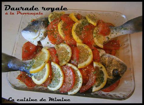cuisiner daurade daurade royale au four écailles de tomate et citron la