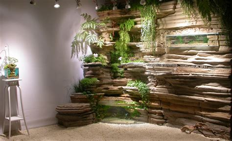 creation mur vegetal interieur mur v 233 g 233 tal d 233 coration d aquarium et bassins de l atelier paul louis duranton
