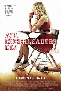 ALL CHEERLEADERS DIE in this New Poster! Release Dates ...