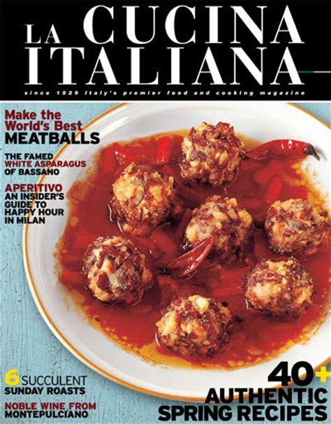magazines cuisine la cucina cuisine magazine