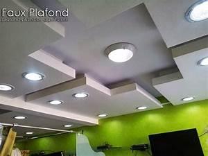 Decoration Faux Plafond : les 50 meilleures images du tableau faux plafond sur pinterest fausse faux plafond et plafond ~ Melissatoandfro.com Idées de Décoration