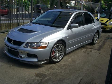 Mitsubishi Lancer Evo 9 For Sale by Used 2007 Mitsubishi Lancer Ix Evo9 For Sale In