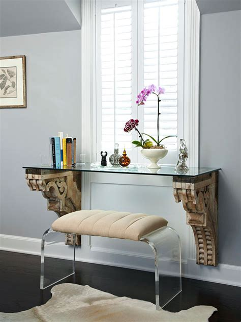 Shelf Corbel by 10 Clever Uses For Corbels