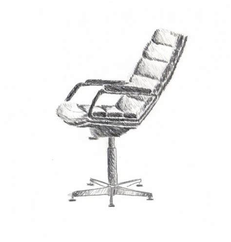 dessin de bureau chaise de bureau de dessin 19 20