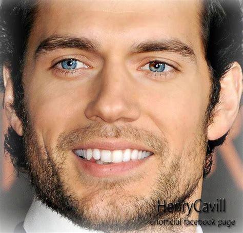 henry cavill close upthat beautiful birthmark