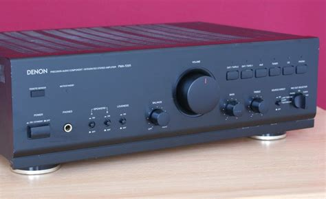 Denon PMA-725R - Integrated Amplifier   AudioBaza